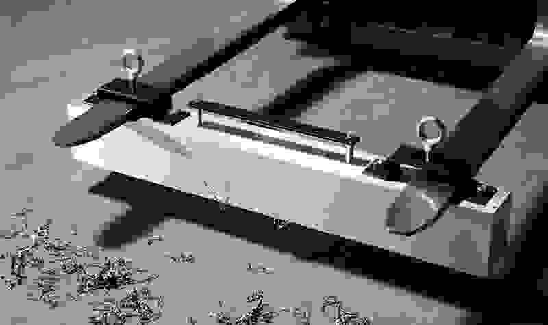 barredora magnética para limpieza en superfícies