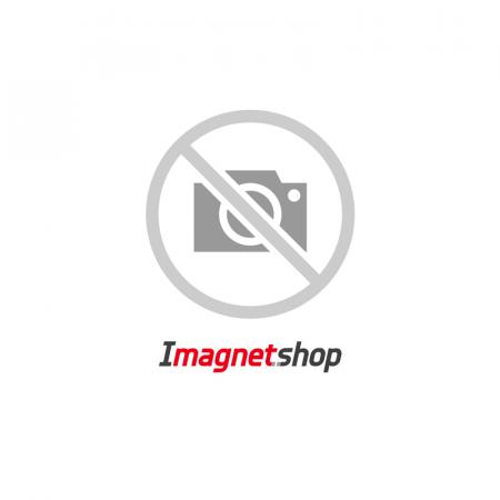 Einstellbare Magnete - 84x10x13.5 - Braun