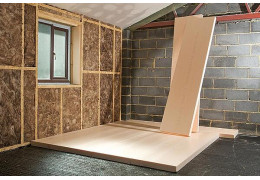 Use of polyurethane profiles in the construction industry