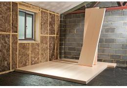 Uso de los perfiles del poliuretano en la construcción